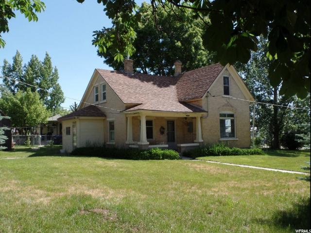 Single Family for Sale at 116 E 300 N Spring City, Utah 84662 United States