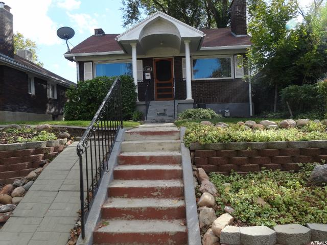 Home for sale at 1430 E 1700 South, Salt Lake City, UT  84105. Listed at 315000 with 3 bedrooms, 2 bathrooms and 1,520 total square feet