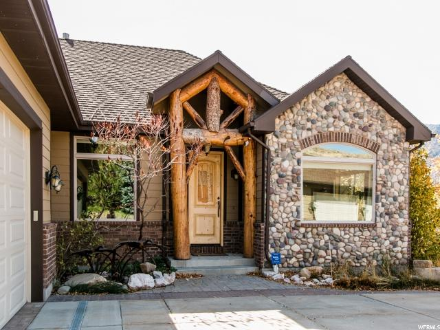 Unifamiliar por un Venta en 5530 MOUNTAIN VIEW Drive Mountain Green, Utah 84050 Estados Unidos