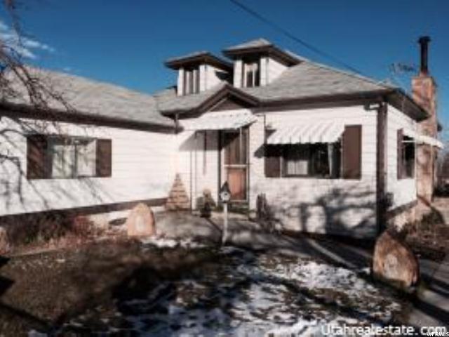 单亲家庭 为 销售 在 402 N 200 W Street Emery, 犹他州 84522 美国