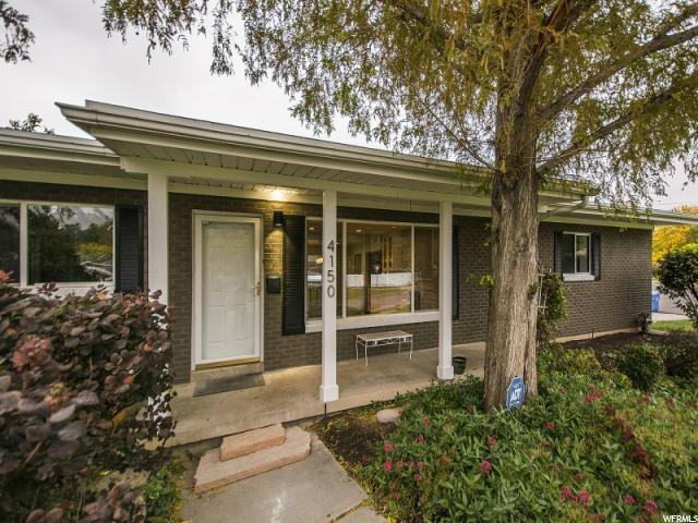 Home for sale at 4150 S 1610 East, Salt Lake City, UT  84124. Listed at 379000 with 3 bedrooms, 2 bathrooms and 1,709 total square feet