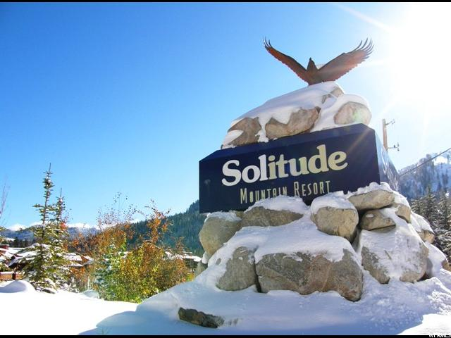 12090 E BIG COTTONWOOD RD Unit 319 Solitude, UT 84121 - MLS #: 1413804