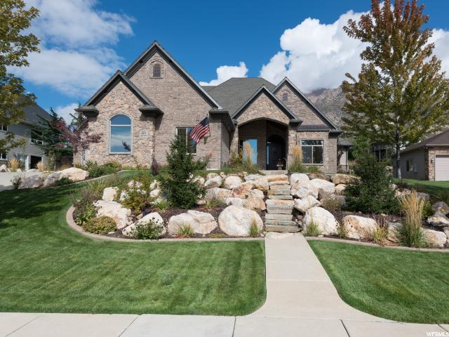 Single Family for Sale at 156 W 4100 N Pleasant View, Utah 84414 United States