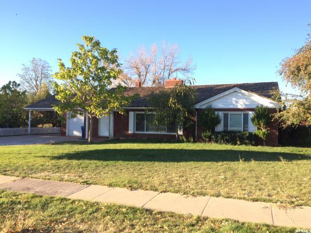 Single Family for Sale at 75 E 100 S Fillmore, Utah 84631 United States