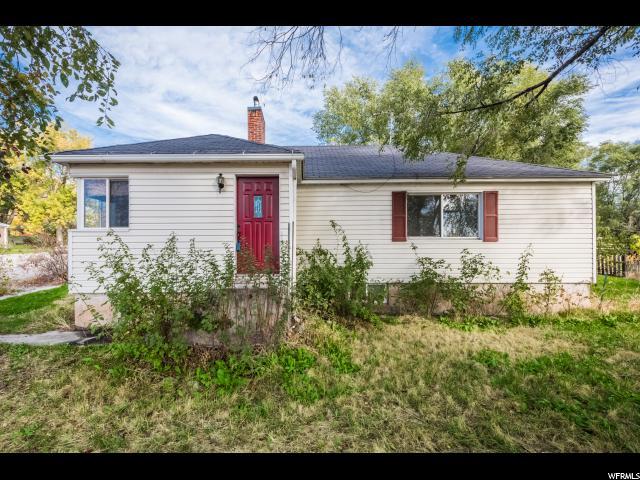 单亲家庭 为 销售 在 6970 N HWY 38 Honeyville, 犹他州 84314 美国