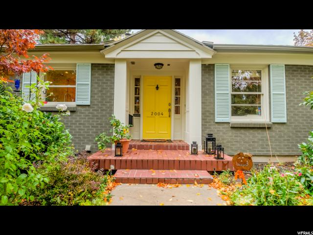 Home for sale at 2004 E Sheridan Rd, Salt Lake City, UT 84108. Listed at 889000 with 5 bedrooms, 3 bathrooms and 3,034 total square feet