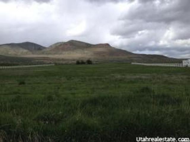 Terrain pour l Vente à 12540 W 8040 N Penrose, Utah 84337 États-Unis