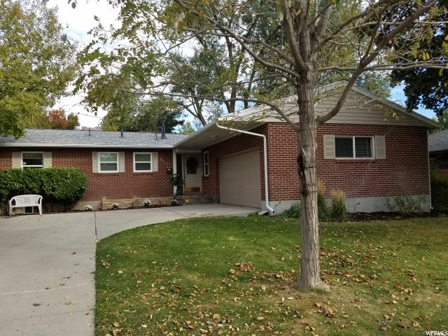 Home for sale at 1497 S Preston St, Salt Lake City, UT  84108. Listed at 549900 with 5 bedrooms, 3 bathrooms and 3,028 total square feet