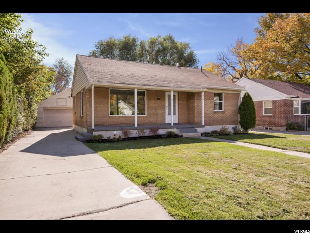 Home for sale at 810 E 700 South, Salt Lake City, UT  84102. Listed at 359800 with 4 bedrooms, 2 bathrooms and 1,911 total square feet