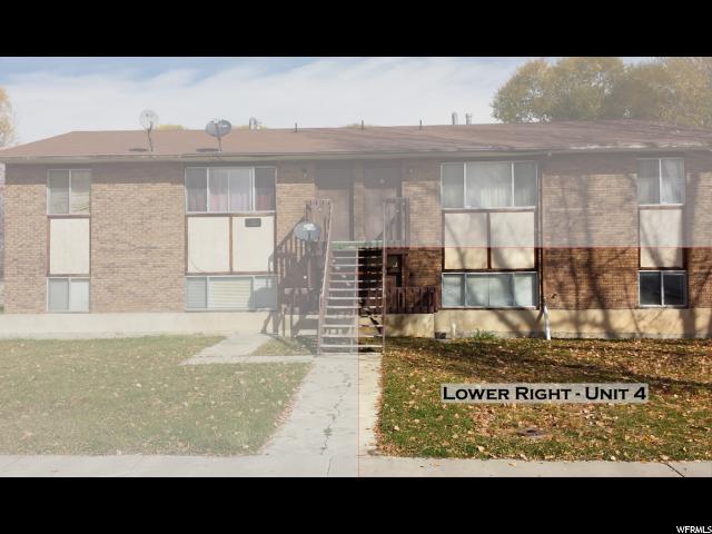Single Family for Rent at 75 E 860 S 75 E 860 S Unit: 4 Vernal, Utah 84078 United States