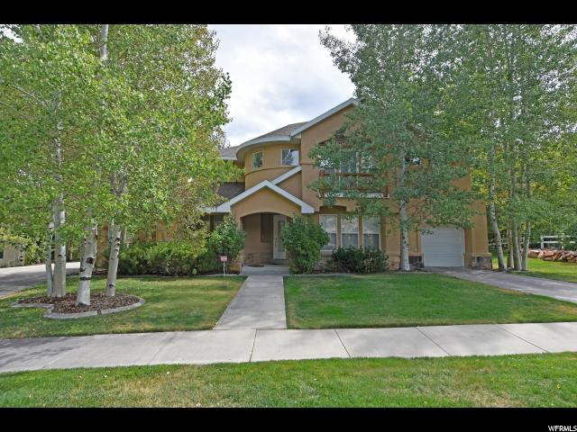 Single Family for Sale at 1555 E FORT Road 1555 E FORT Road Unit: 123 Park City, Utah 84098 United States