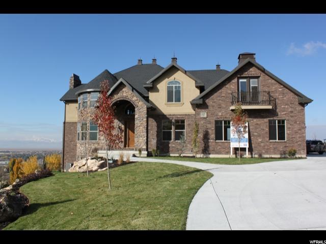 Casa Unifamiliar por un Venta en 1527 N COMPTONS PT Farmington, Utah 84025 Estados Unidos