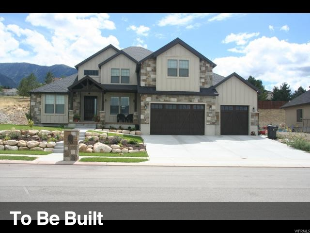 1177 N CHRISTLEY LN Unit 49, Elk Ridge UT 84651