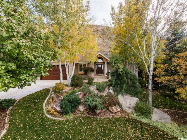 11921 S HIDDEN CANYON LN., Sandy UT 84092