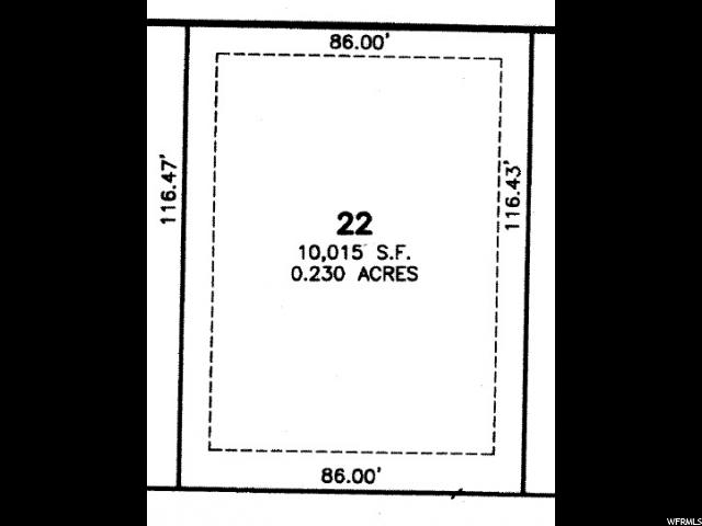 Additional photo for property listing at 22 LOT WASHINGTON VIS 22 LOT WASHINGTON VIS Washington, Utah 84780 États-Unis