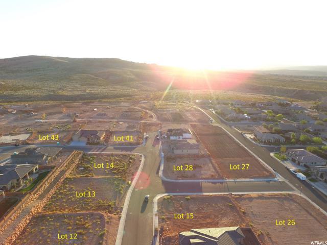 أراضي للـ Sale في 27 LOT WASHINGTON VISTA 27 LOT WASHINGTON VISTA Washington, Utah 84780 United States