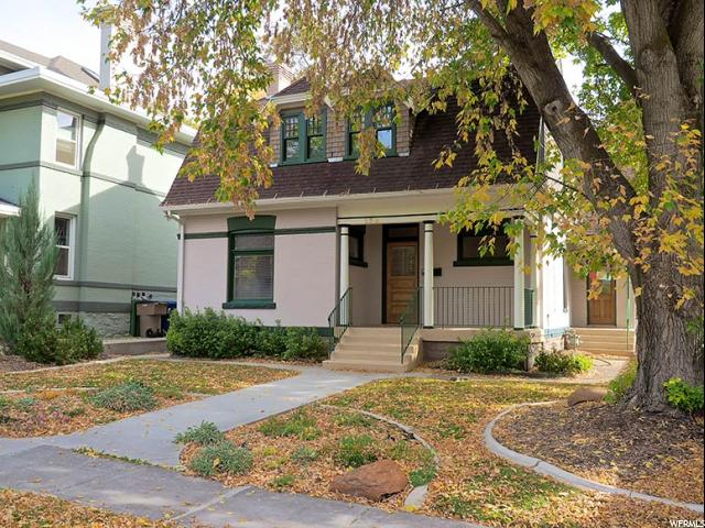 Home for sale at 130 N F St, Salt Lake City, UT 84103. Listed at 469000 with 4 bedrooms, 3 bathrooms and 3,147 total square feet