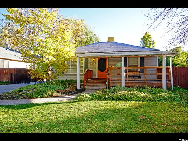 1428 E CRANDALL AVE., Salt Lake City UT 84106