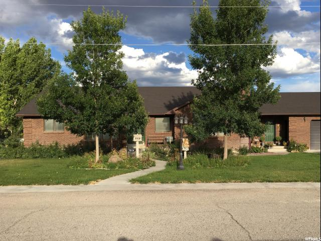 Single Family for Sale at 50 N 200 W Centerfield, Utah 84622 United States