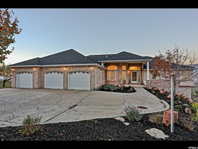 Single Family for Sale at 3236 S SUNSET HOLLOW Drive Bountiful, Utah 84010 United States