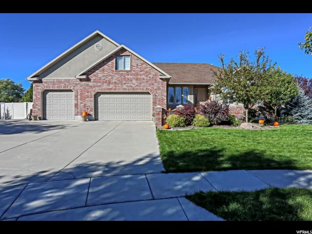 5453 W BIG HORN CIR, West Jordan UT 84084
