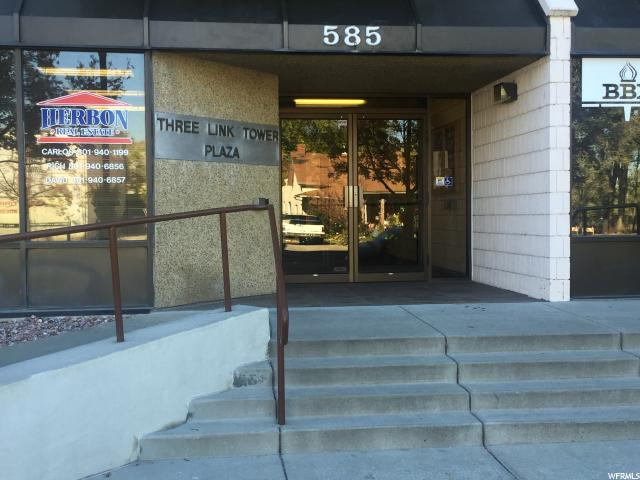 Commercial for Rent at 585 E 24 S 585 E 24 S Unit: 109 Ogden, Utah 84401 United States