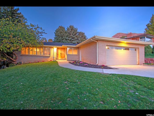 Home for sale at 1524 S Canterbury Dr, Salt Lake City, UT  84108. Listed at 635000 with 5 bedrooms, 3 bathrooms and 4,124 total square feet