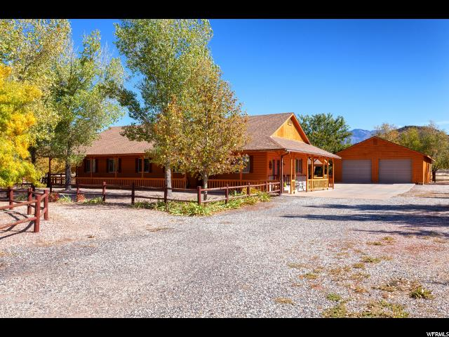 Single Family Home for Sale at 650 N MEADOW Drive Dammeron Valley, Utah 84783 United States
