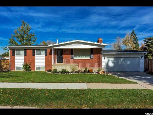 1555 E PARKRIDGE DR, Salt Lake City UT 84121