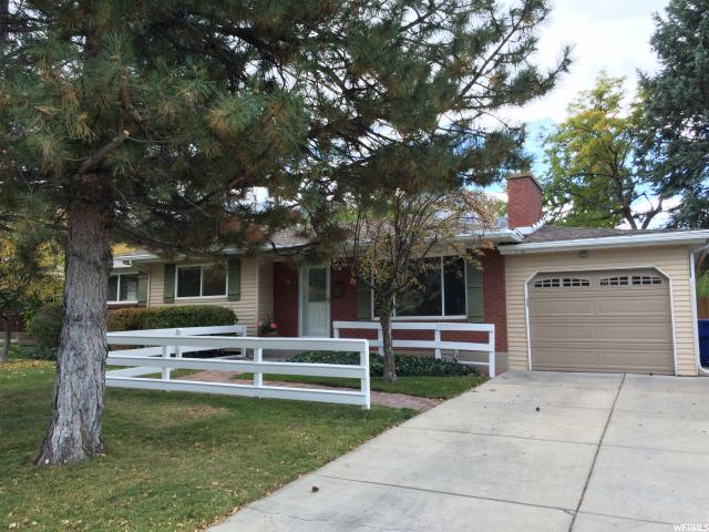 3192 E DEL VERDE, Salt Lake City UT 84109