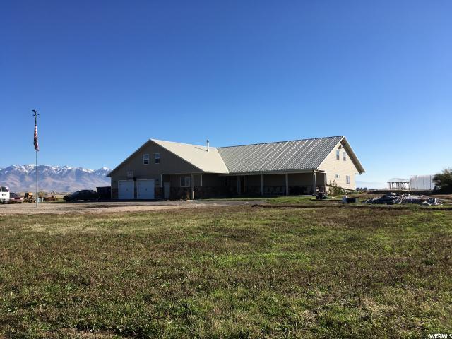Unifamiliar por un Venta en 2899 W 3600 S Weston, Idaho 83286 Estados Unidos