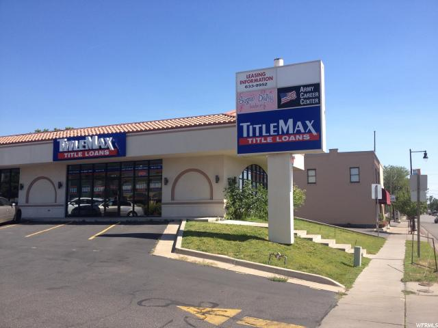 Commercial for Sale at 140 N MAIN Kaysville, Utah 84037 United States