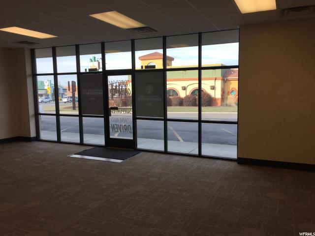 Commercial for Rent at 11-104-0103, 150 N MAIN 150 N MAIN Unit: C Kaysville, Utah 84037 United States