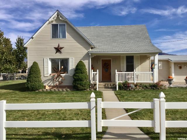 Один семья для того Продажа на 160 N 100 W Fillmore, Юта 84631 Соединенные Штаты