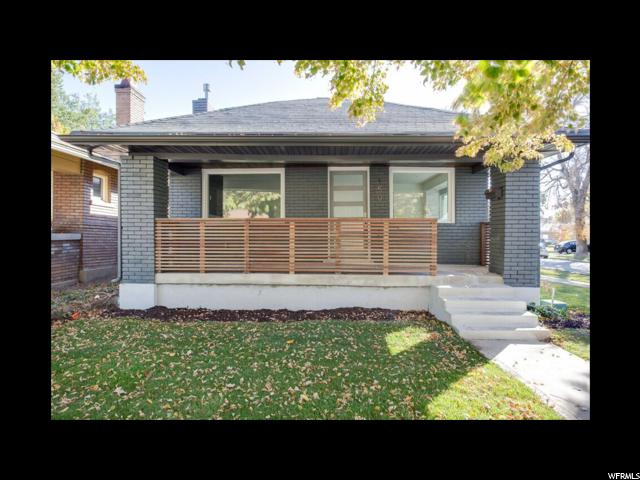 450 E WILLIAMS AVE, Salt Lake City UT 84111