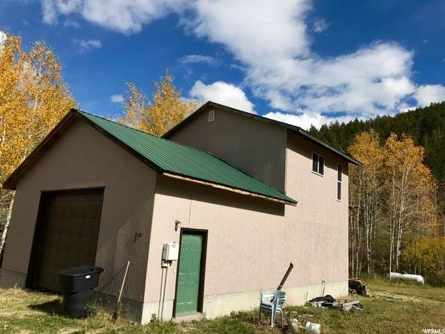 Один семья для того Продажа на 210 PIONEER Road Soda Springs, Айдахо 83276 Соединенные Штаты