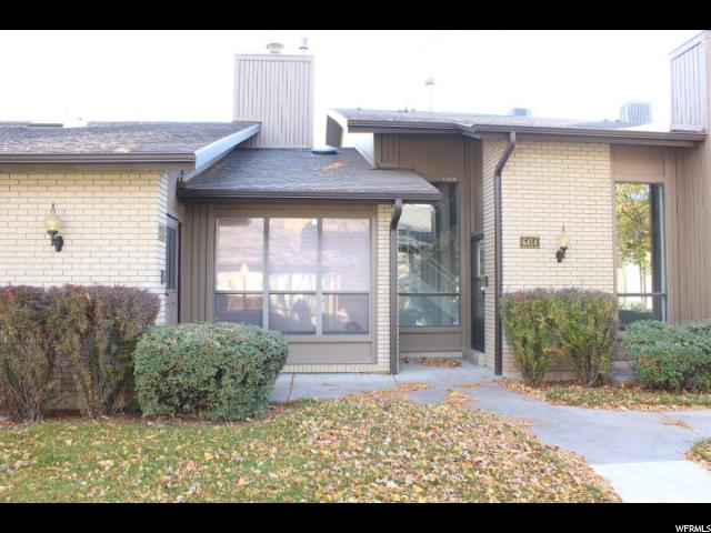 6414 S 1680 E Unit 206, Cottonwood Heights UT 84121