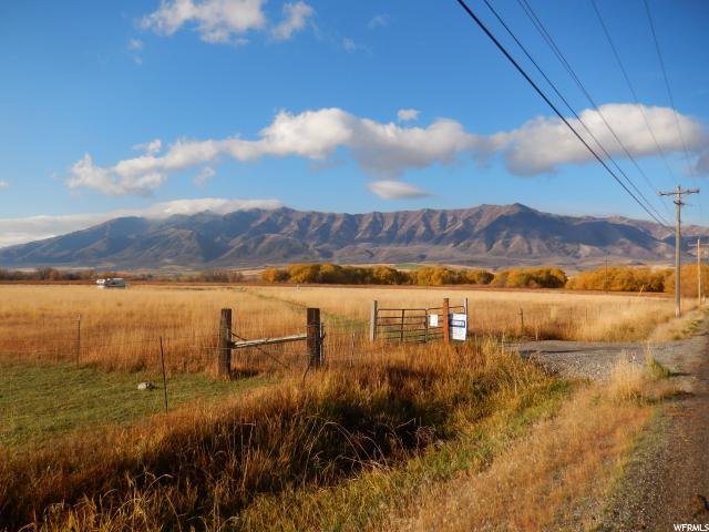 Land for Sale at 4400 W MENDON Road Mendon, Utah 84325 United States