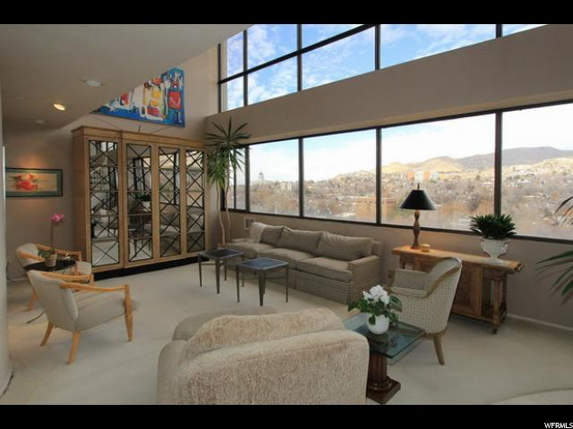 Home for sale at 560 E South Temple #1106, Salt Lake City, UT  84102. Listed at 799000 with 2 bedrooms, 2 bathrooms and 2,628 total square feet