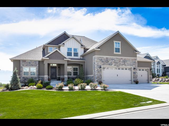 2432 S SHOREWOOD, Saratoga Springs UT 84045
