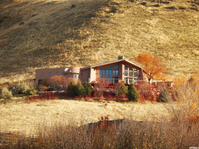 单亲家庭 为 销售 在 480 N 1000 E Hyde Park, 犹他州 84318 美国