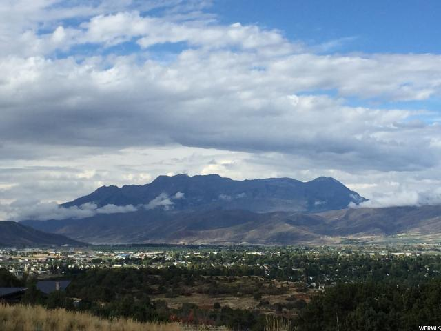 Land for Sale at 2383 E FLAT TOP MOUNTAIN DR (LOT 84) Heber City, Utah 84032 United States