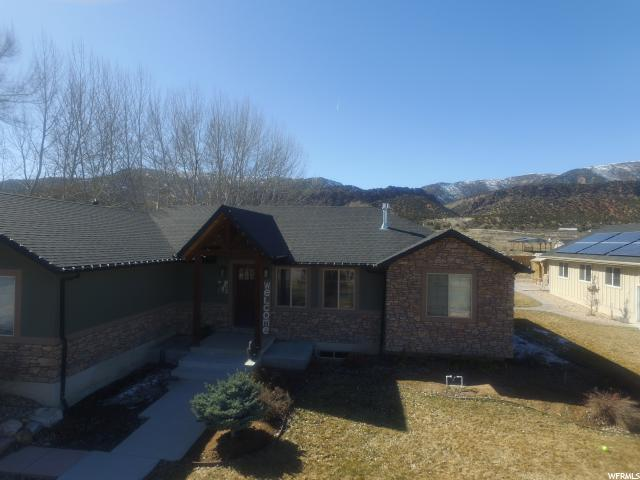 Single Family for Sale at 180 S 200 W Wales, Utah 84667 United States