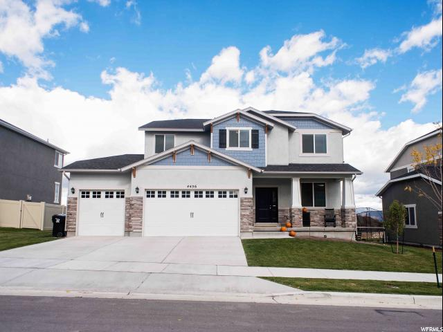 Unique la famille pour l Vente à 4456 W LOWER MEADOW Drive 4456 W LOWER MEADOW Drive Unit: 6 Herriman, Utah 84096 États-Unis