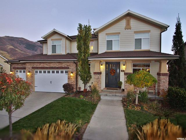 Single Family for Sale at 2028 E REDTAIL WAY Layton, Utah 84040 United States