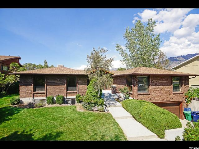 2447 E GRANITE HILLS CIR, Sandy UT 84092