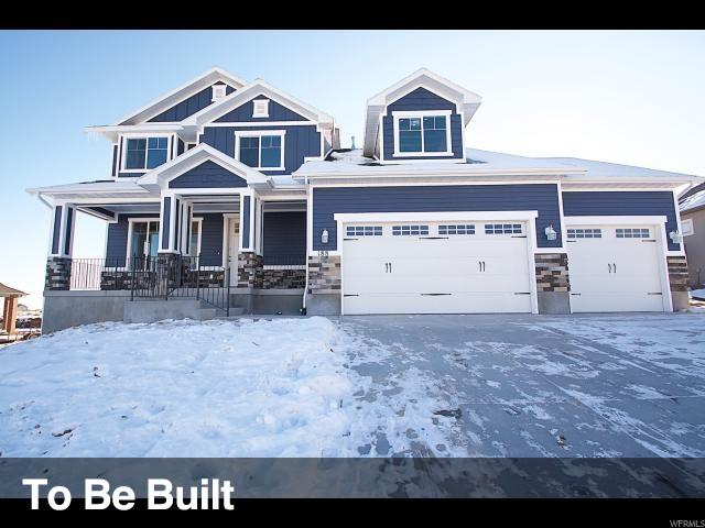 单亲家庭 为 销售 在 7905 N BUCKHORN RD #2050 E Lake Point, 犹他州 84074 美国