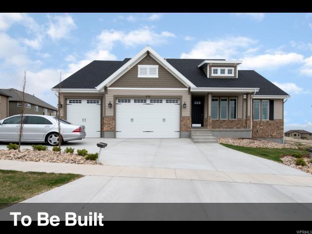 单亲家庭 为 销售 在 7909 N BUCKHORN Road Lake Point, 犹他州 84074 美国