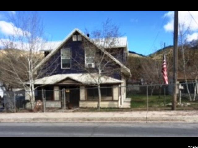 Один семья для того Продажа на 40 W MAIN Eureka, Юта 84628 Соединенные Штаты
