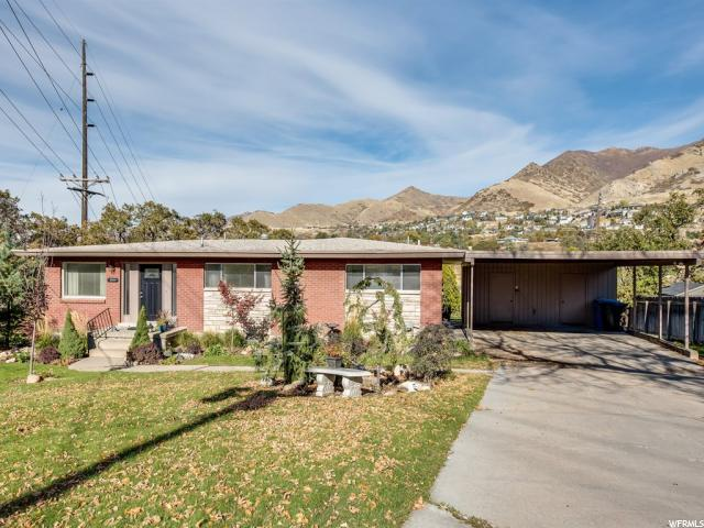 Home for sale at 2739 S 2700 East, Salt Lake City, UT  84109. Listed at 399900 with 4 bedrooms, 2 bathrooms and 2,544 total square feet